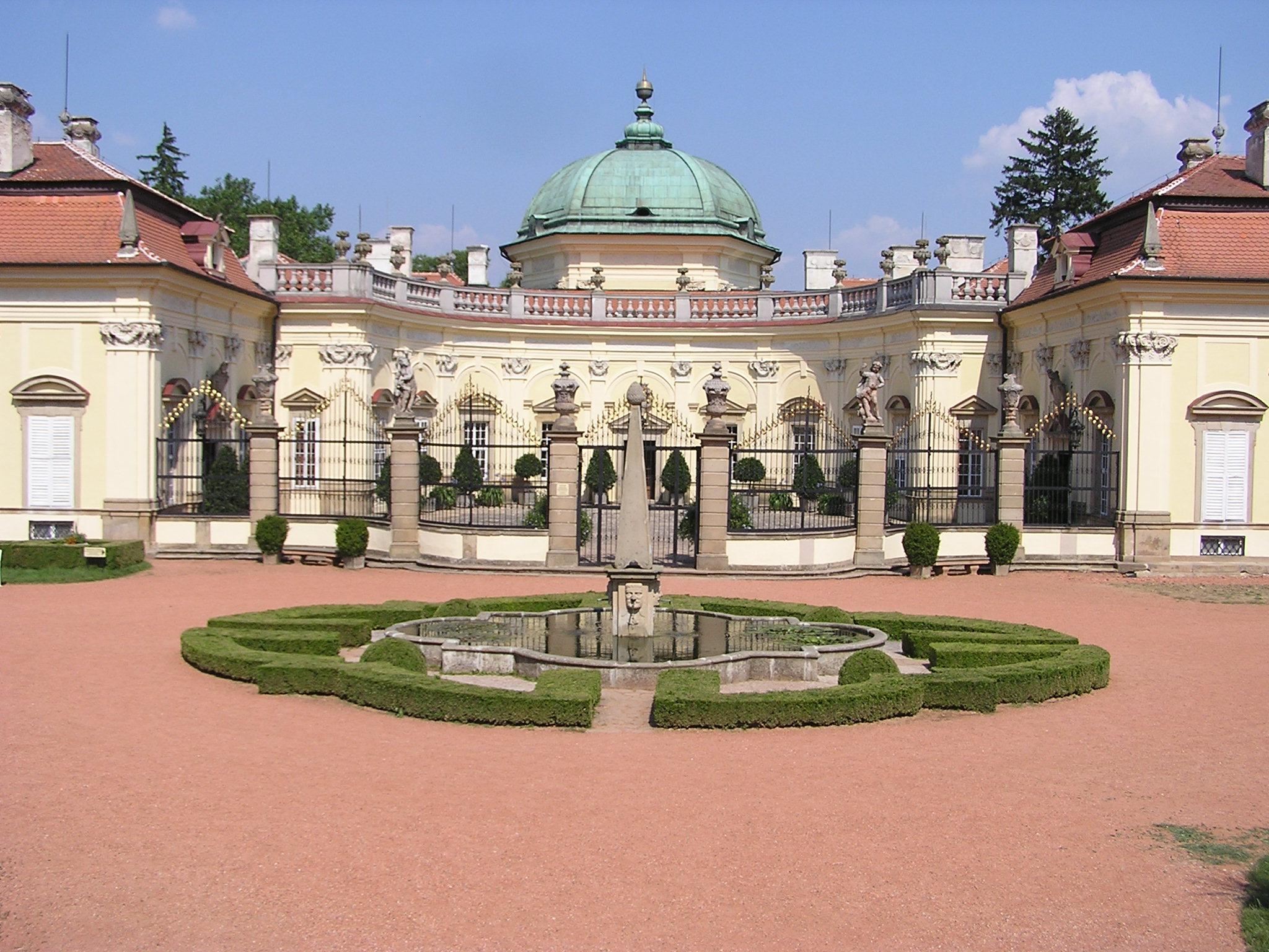 Více informací o památkách kroměřížska zde