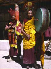 Slavnost v klášteru Himis