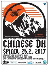 Chinese Downhill 2017 ve Špindlu
