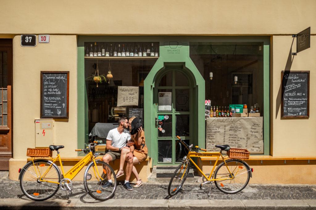 Balance coffee and wine, Foto: © Centrála cestovního ruchu – Jižní Morava